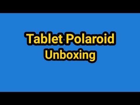 Tablet Polaroid MID7000 Desempaquetado y Caracteristicas