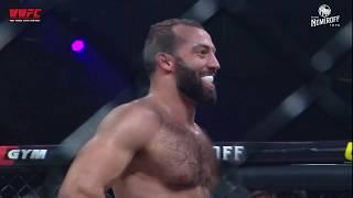 Roman Dolidze - Michal Pasternak: Title Fight Wwfc 13