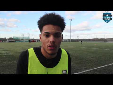 UK Football Trials Official - Pro Club Trial - Luciano Osbourne