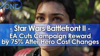 EA Cuts Battlefront 2