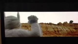 Where The Wild Things are - War Scene