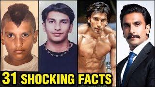 Ranveer Singh 31 SHOCKING And UNKNOWN Facts | Happy Birthday Ranveer Singh