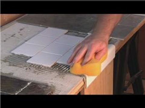 Cleaning Tile  : How to Clean Kitchen Tile