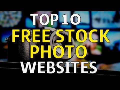 Top 10 Free Stock Photo Websites | Best Stock