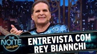 Entrevista com Rey Biannchi   The Noite (25/05/17)