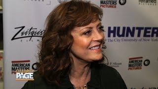 Susan Sarandon on Bombshell: The Hedy Lamarr Story