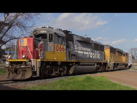 Railfanning across the Hoxie Sub! 2-23,3-1/16/22/24-18