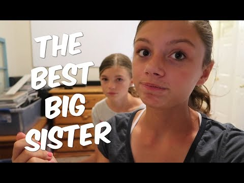 Depression and Bullying, How She Deals. The Best Big Sister