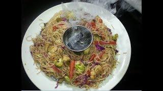 Bar B Q Spaghetti Recipe by hamida dehlvi