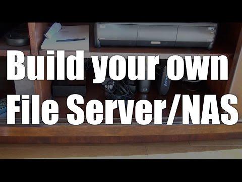 RaspberryPi: File Server / NAS Network Attached Storage step by step