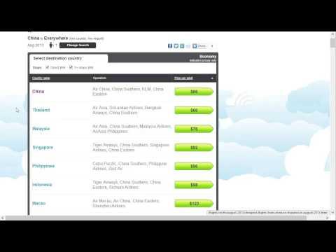 Skyscanner Secrets To Finding Super Cheap Flights #1