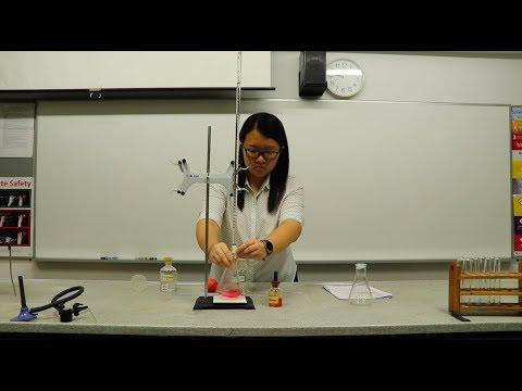 [HD] Salt Preparation - Titration Method using Methyl Orange :)