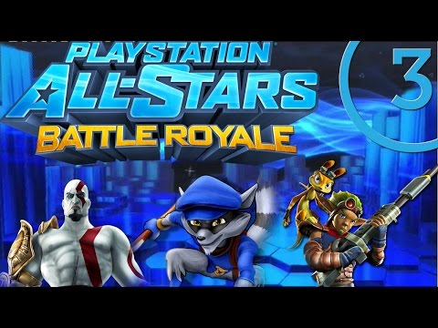 Playstation All-Stars Battle Royale Online Matches: Episode 3