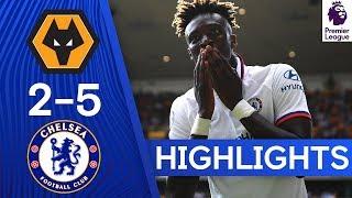 🎥 Wolves 2-5 Chelsea   Premier League (A)