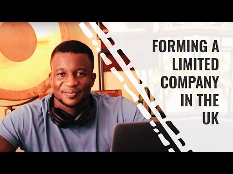 How To Form A Limited Company In The UK
