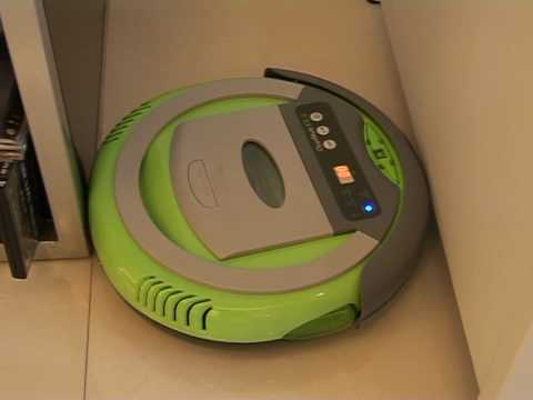RobyClean vacuum Cleaner Robot