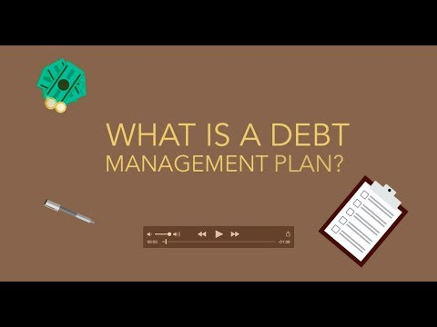 Become Debt Free with a Debt Management Plan
