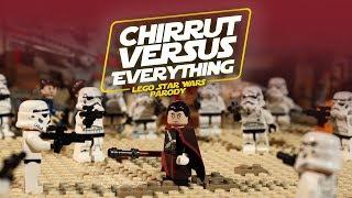 Star Wars LEGO HISHE - Chirrut vs. Everything