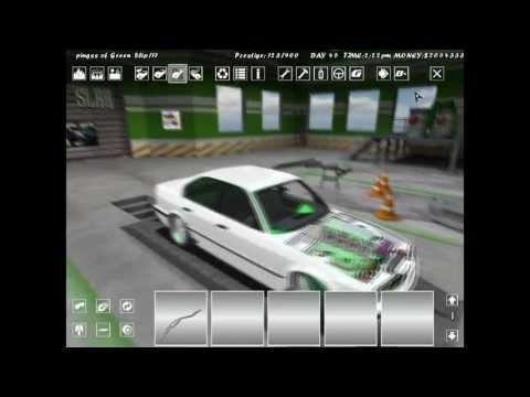 my slrr 2.3 garage (loads of mods)