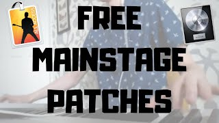 Mainstage Patches