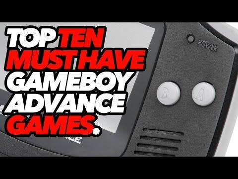 Top Ten Must Have GBA Games | TVGS