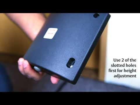 How to Install your Union DoorSense Fire Door Retainer