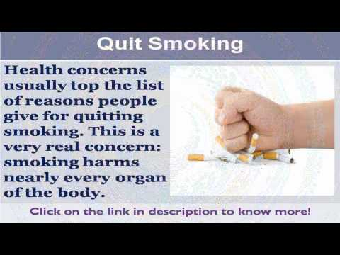 See now   steps to quit smoking