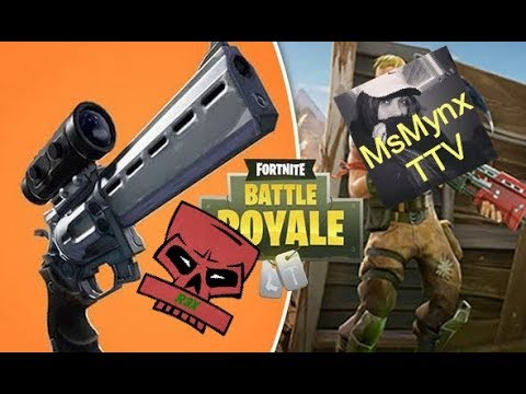 New Fortnite Update! Scoped Revolver AND Walls are going to be built faster!
