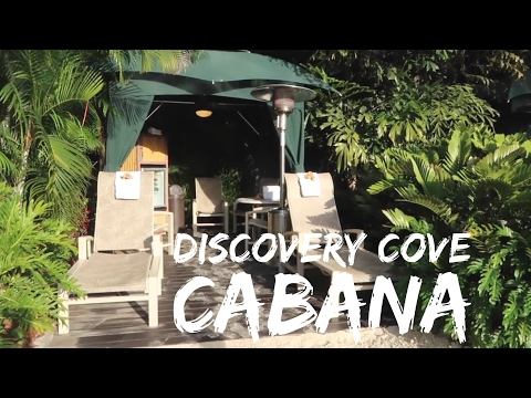Discovery Cove Cabana - 2016 - HD