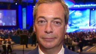 Farage: Trump has brought