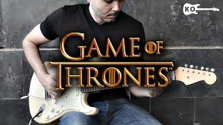Game of Thrones Theme - Electric guitar cover by Kfir Ochaion Season 7 seven Tribute #GoTSeason7 Download my music: iTunes: http://hyperurl.co/ikfiro Google Play: http://hyperurl.co/gKfiro Spotify: http://hyperurl.co/sKfiro Amazon Music: http://hyperurl.co/aKfiro Loudr: http://hyperurl.co/lKfiro  Follow me: Facebook: https://www.facebook.com/KfirOchaion Instagram: http://instagram.com/kfiro Twitter: https://twitter.com/kfiro My website: http://www.kfirochaion.com   Tabs: http://www.kfirochaion.com/tabs/game-of-thrones-theme-tabs/