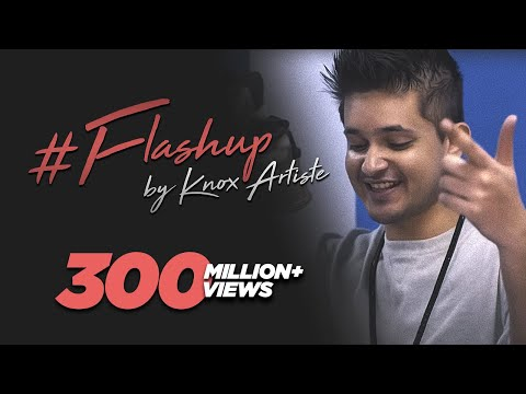 #Flashup - Knox Artiste | 14 SONGS ON 1 BEAT | Mi Gente | J. Balvin x Willy William