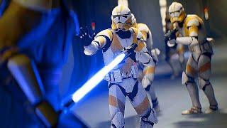 Execute Order 66 FULL Scene - STAR WARS Jedi Fallen Order (2019)