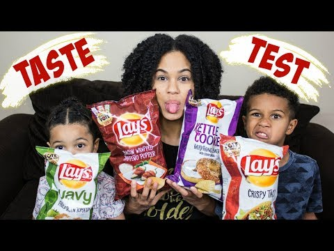 Lays Do Us A Flavor 2017   Fried Green Tomato Chips?!