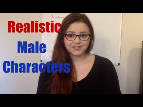 How to Write Realistic Male Characters