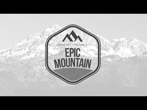 How To Design An Epic Hipster Mountain Logo In Photoshop