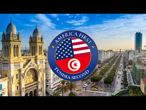 Tunisia Welcomes Trump In His Own Words [Official]