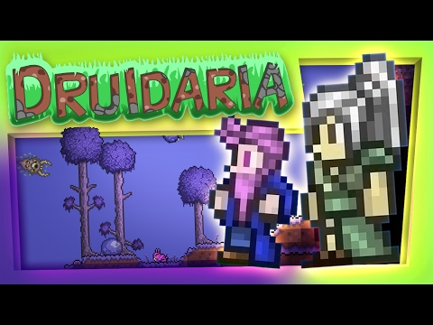Terraria #51 - We Get A Bit Worried By Corruption