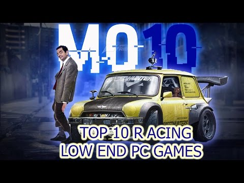 Top 10 Low End PC Racing Games