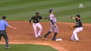 MLB Triple Plays