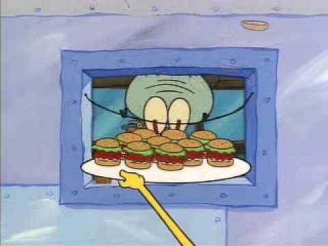 (OLD) (GO WATCH MY NEW THINGS) Krabby Patty Cacophany