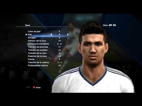 CREAR A MARCO ASENSIO | REAL MADRID (PES2013)