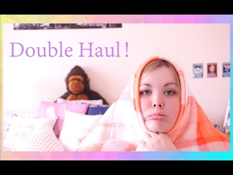 || DOUBLE HAUL|| A Big Bundle of Goodies with a Banjax Camera