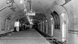 Top 10 Abandoned London Underground Stations Part 2. Disused Underground Stations