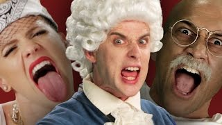 Epic Rap Battles Of History - 12 Greatest Punchlines