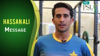 Hasan Ali is going to produce quick spells for Peshawar Zalmi at the #HBLPSL