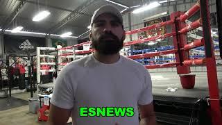 Jose Ramirez On Broner vs Regis Prograis Who Wins  EsNews Boxing