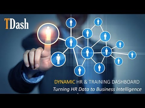 TDash - #1 Training-Talent Acquisition-HR Metrics Dashboard