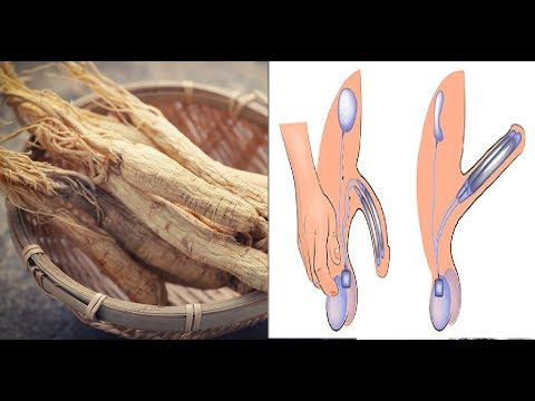 Ginseng The Most Beneficial Herb for Men , its Make long and strong