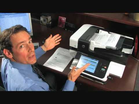HP Scanjet Enterprise 8500 | Quick Overview | Zayani Computers